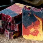 Gunpowder Campfire Whiskey Soap