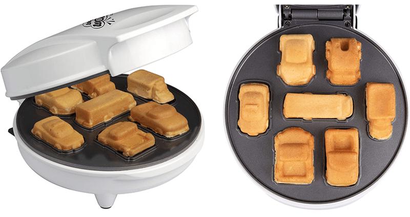 3D Car Waffle Maker