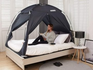 Floorless Bed Tent