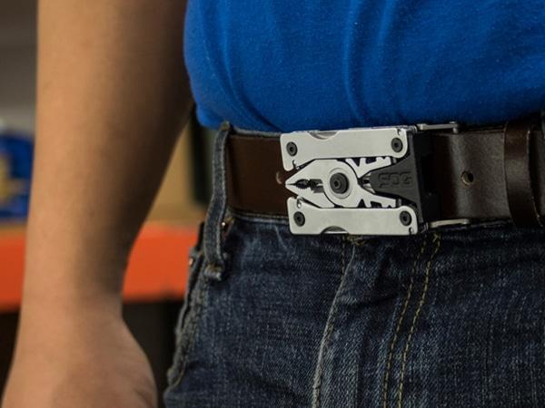 SOG Multitool Belt Buckle