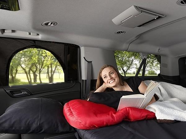 SUV Window Tent