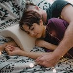 The Cuddling Pillow