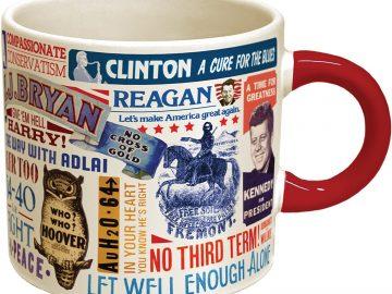 Slogan Coffee Mug